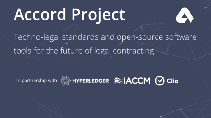 Clause Clio US Law Firm Cooley Launch Smart Contract Consortium