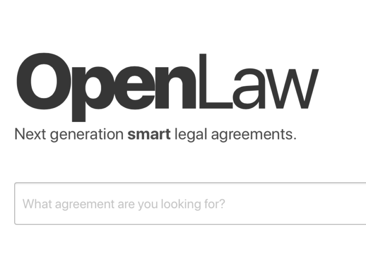 Openlaw blockchain offers frictionless contracting to lawyers openlaw blockchain offers frictionless contracting to lawyers artificial lawyer platinumwayz