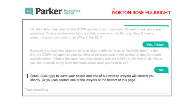 Meet Norton Rose's Legal Bot + Its Creator, Nick Abrahams