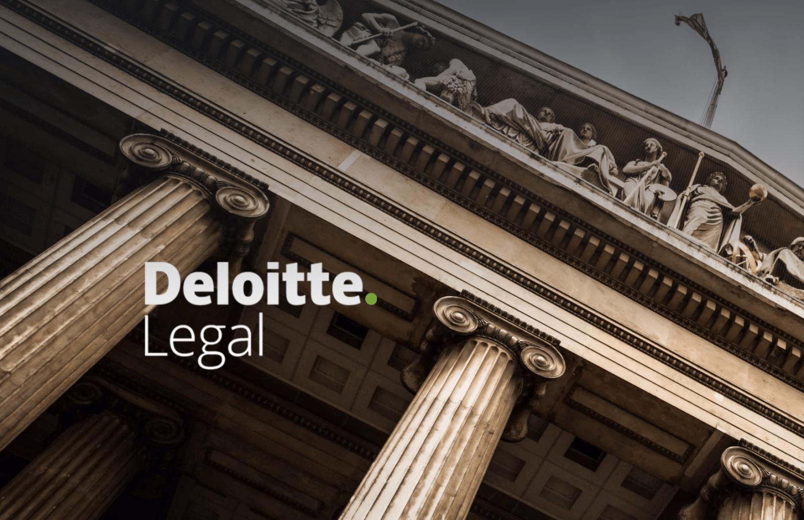 artificiallawyer.com - Deloitte Legal Holds NLP Challenge To 'Understand' Legislation