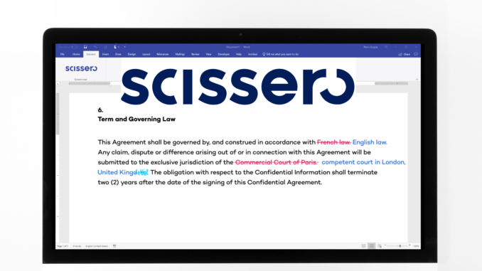 A&O Fuse Member Scissero – 'World's 1st Fully Automated Lawyer' – Artificial Lawyer