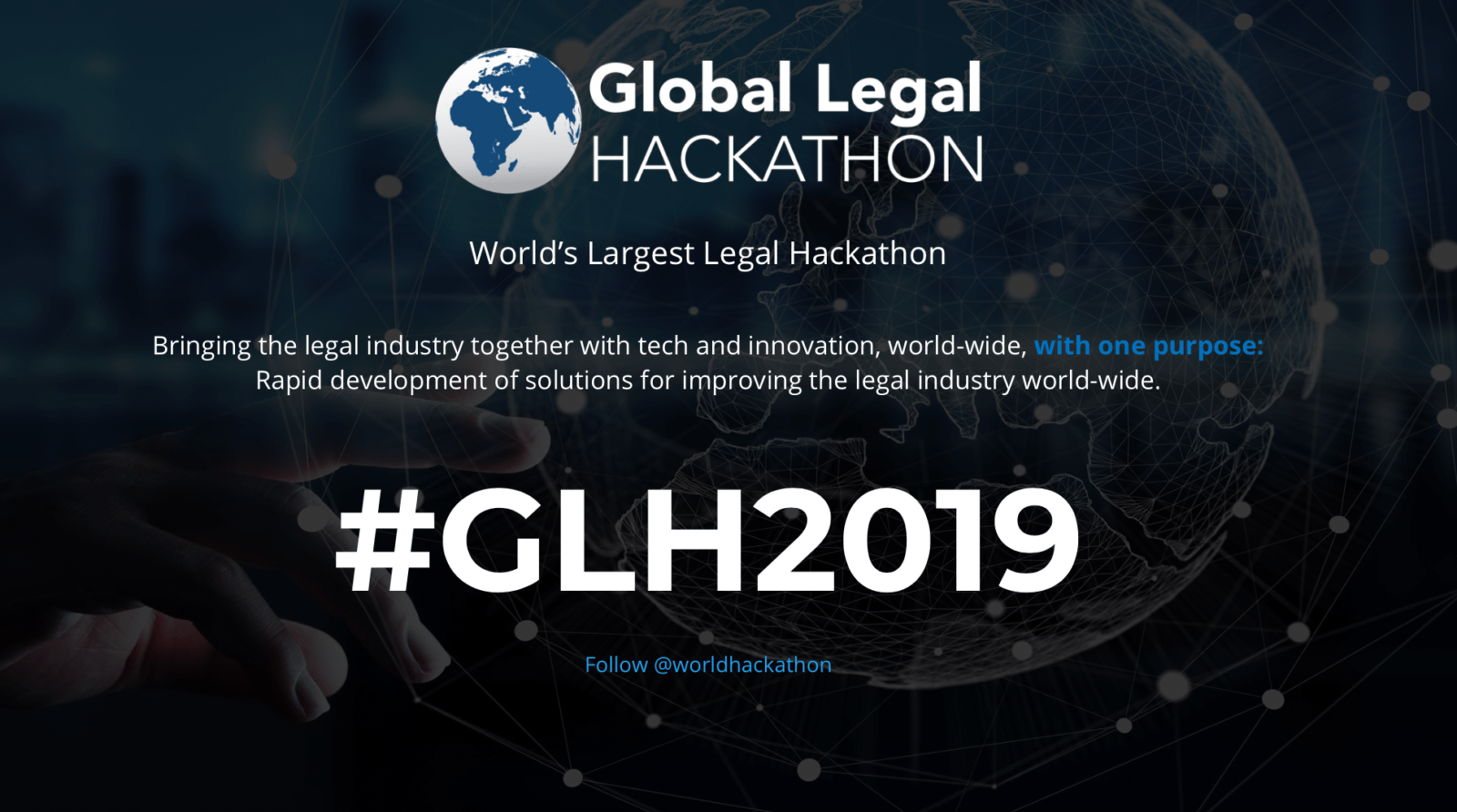 The Global Legal Hackathon 2019 Winners Are…