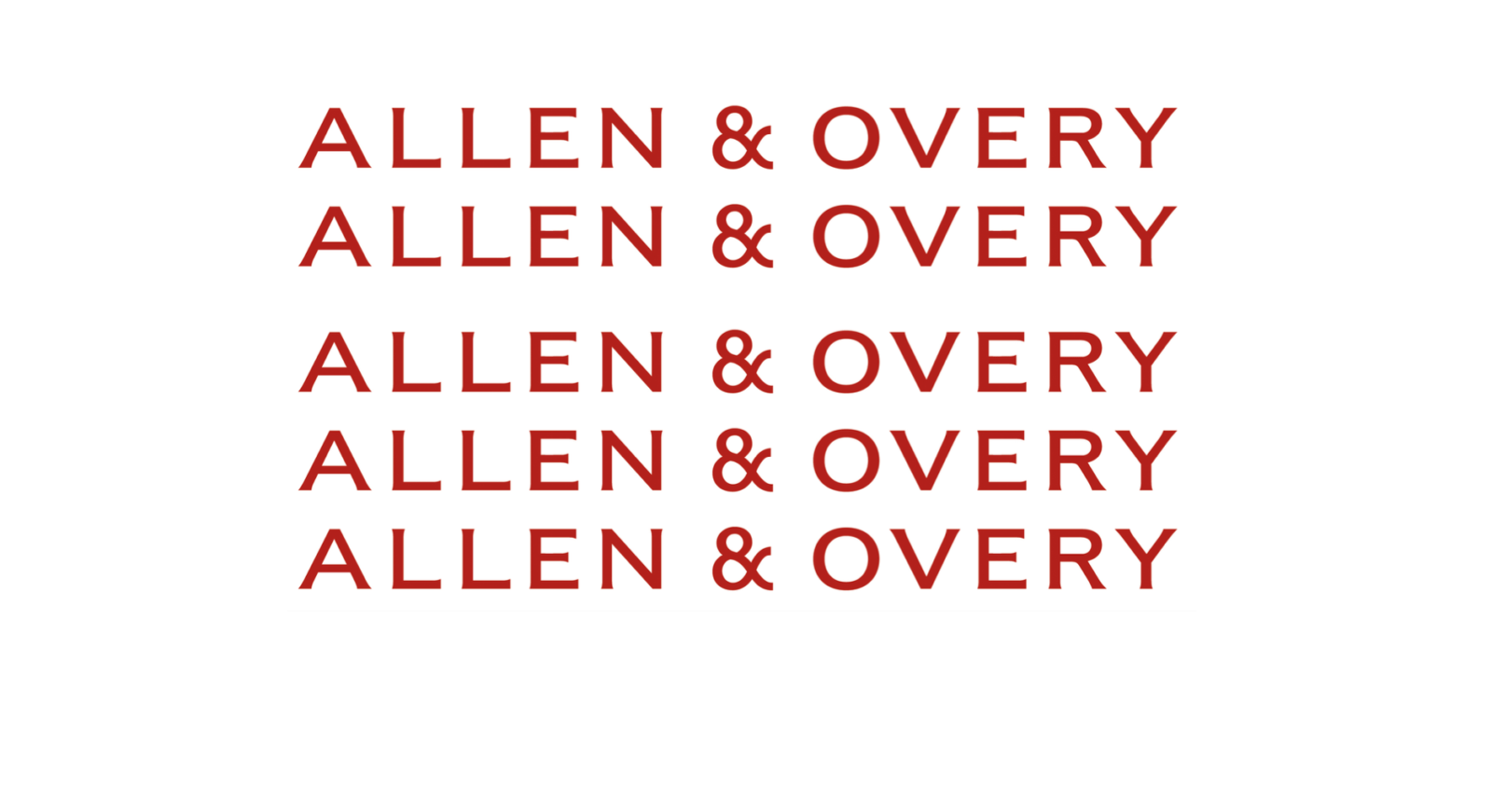 Global Law Firm Allen & Overy Picks Eigen For AI Doc