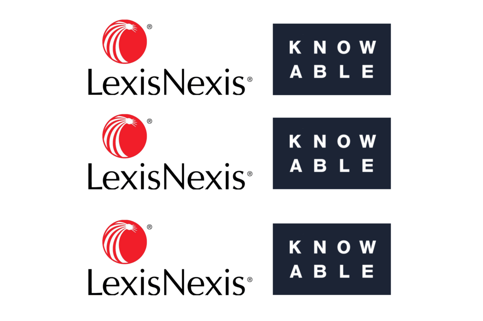 Strategic Differences: LexisNexis Backs Doc Analysis, As TR Moves Away